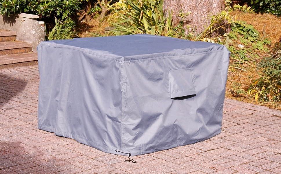 patio garden outside outdoor rattan cube waterproof cover