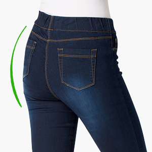 JUST LIKE JEANS