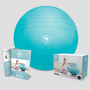 Birth-ease Birthing Ball /& Pump 75cm for Pregnancy and Labour by Birthease