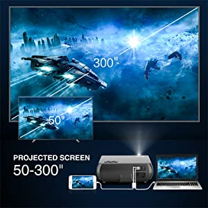 video projector full hd