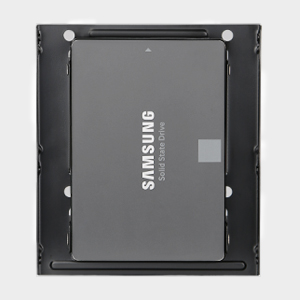 """Support 2.5"""" Hard Drives (SSD and HDD) and Fits All Popular PC Casings"""