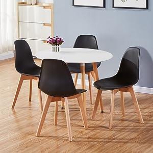 Stół i krzesła do jadalni 4