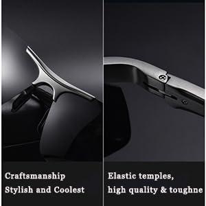 f580e616a7f9f sunglasses man. sunglasses man. SIPLION Men s Driving Polarized Sport  Sunglasses Al-Mg Metal Frame Ultra Light