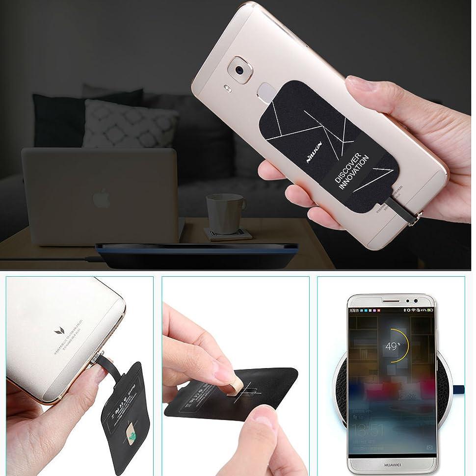 nillkin type c wireless charging receiver magic tag usb c. Black Bedroom Furniture Sets. Home Design Ideas