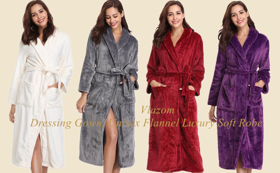 soft bathrobe for men women 719a32961