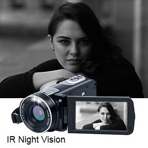 Night Vision Camcorder