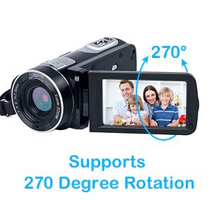 270 Degree Rotation