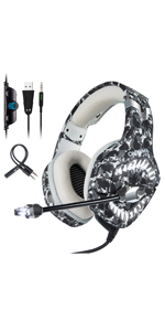 camo headsets