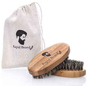 beard brush and beard comb kit for men grooming styling shaping handmade wooden comb and. Black Bedroom Furniture Sets. Home Design Ideas