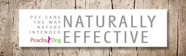 natural effective pet care dog shampoo