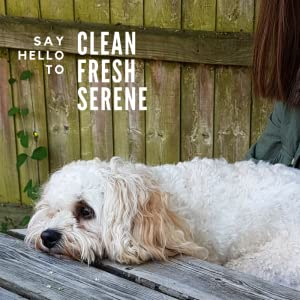dog fresh anti itch soothe irritations itchiness dry skin