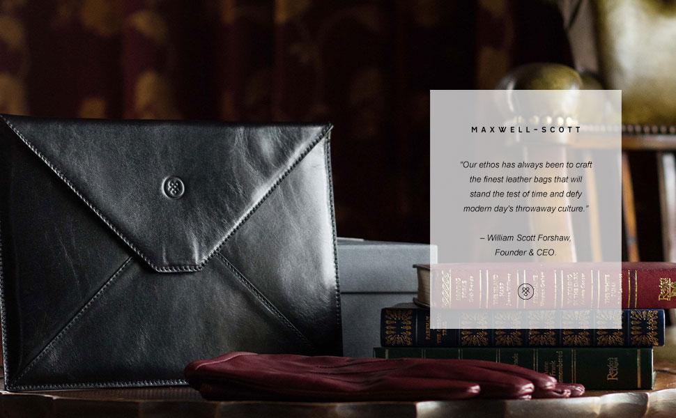 men's leather accessories