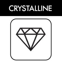 Crystalline glass