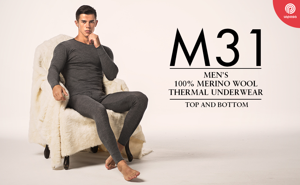 long johns for men,thermals for men,merino wool,thermals
