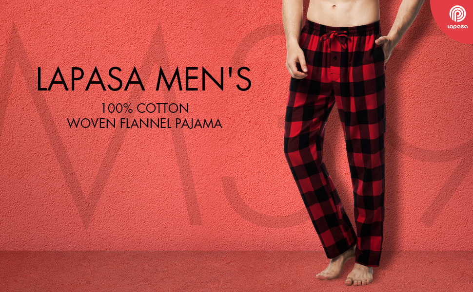 Harvey James Mens Fleece Loungewear Pant Convenient To Cook Clothing, Shoes & Accessories