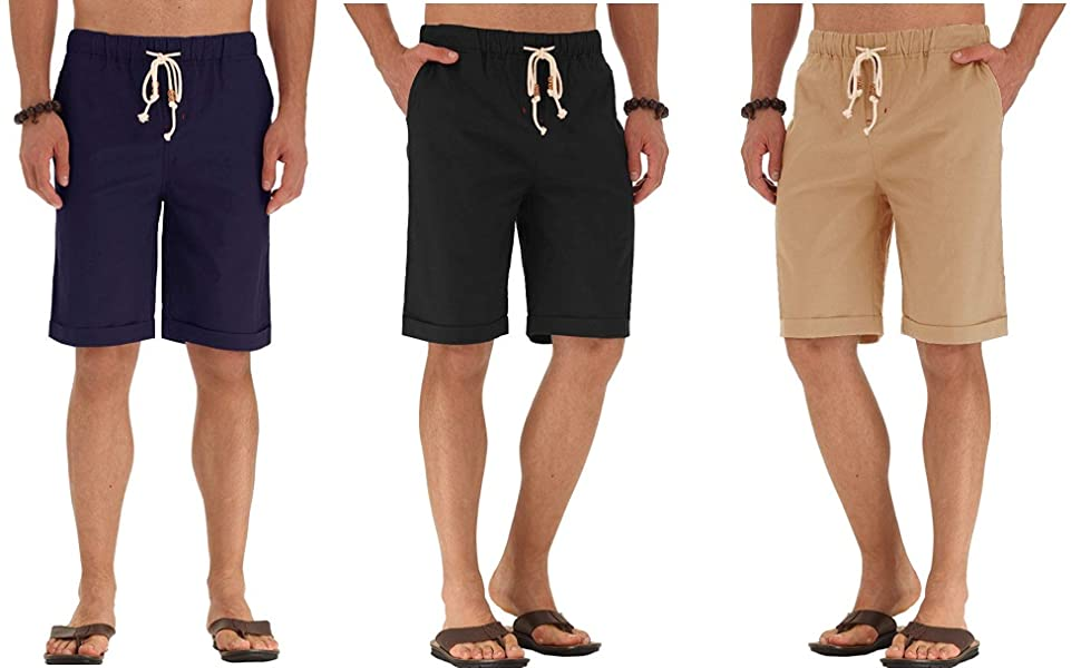 casual summer beach short