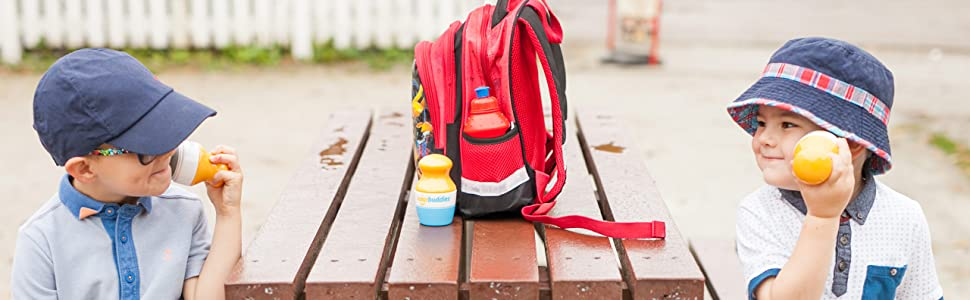 Great for school back packs and fun family days out!