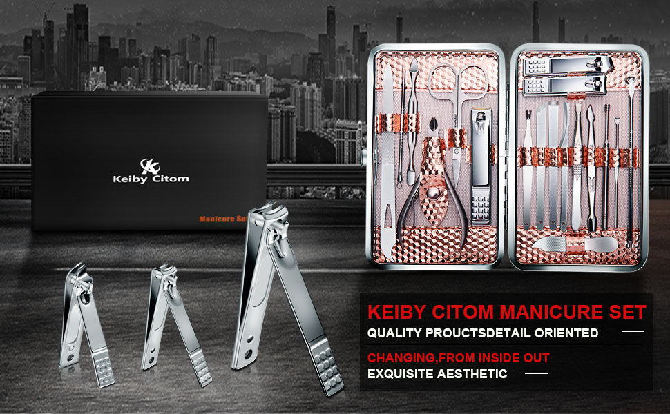 manicure set, nail set, nail kit