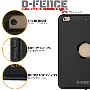 case cut-outs;tough ipad case;covered ports;soft press buttons