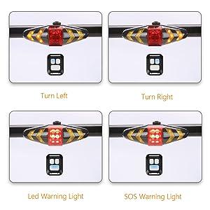Multiple Light Tips Mode