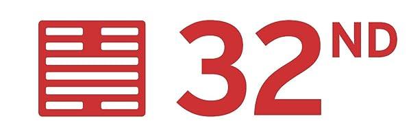 32nd brand logo