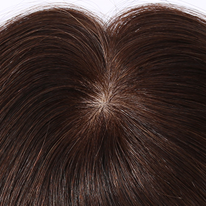 Hair Toppers for Women Human Hair 100% Remy One Piece Clip