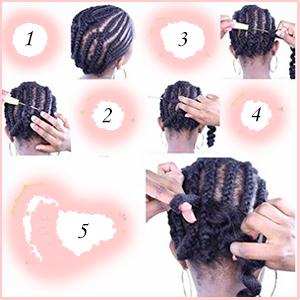 "20""/24"" 100% Human Handmade Dreadlocks Hair Extensions"