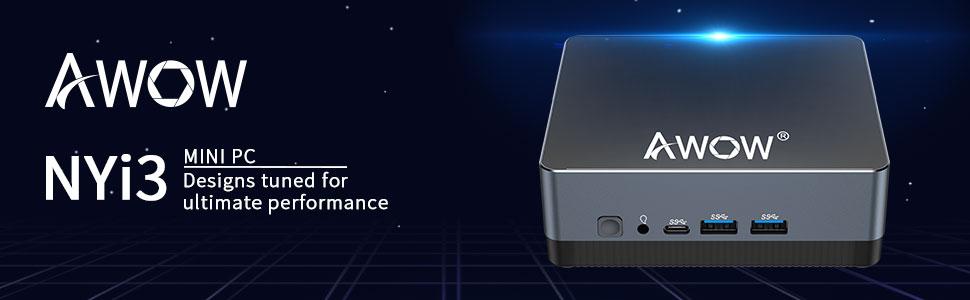 AWOW Mini PC