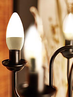 E14 Candle bulb