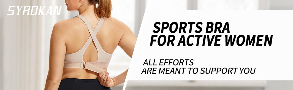 sports bra- A265-1
