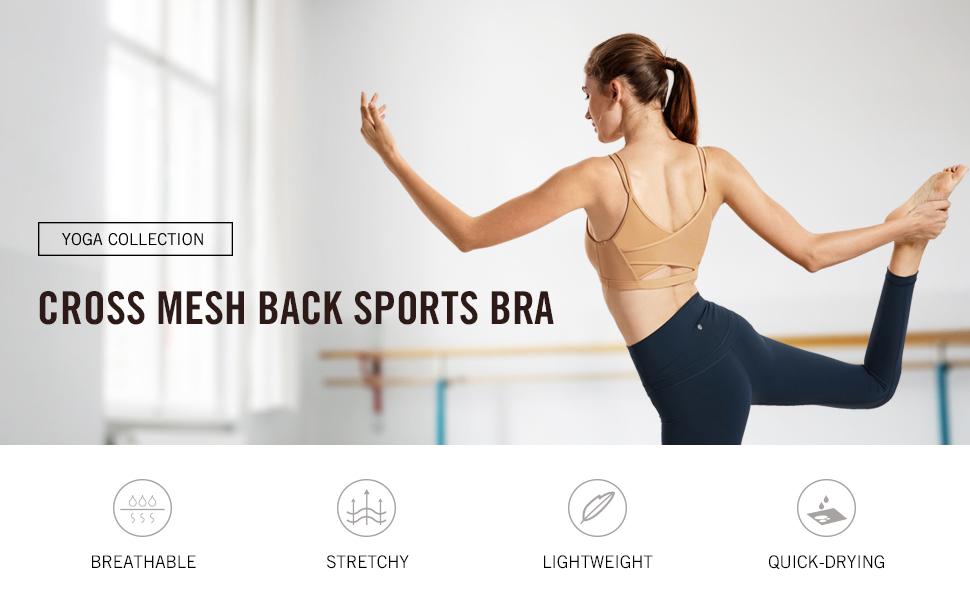 sports bra- H162-1