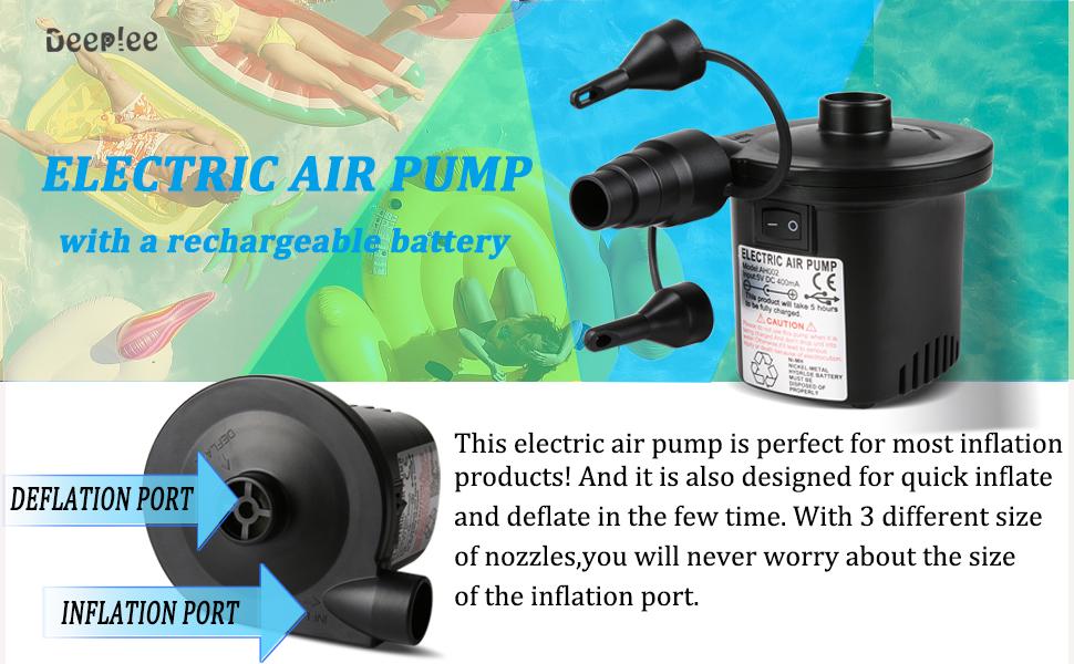 deeplee air pump