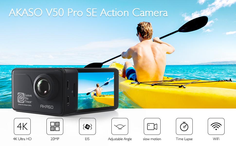 V50 Pro SE Action Camera