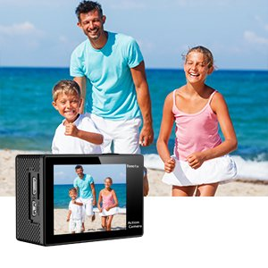 2 inch LCD Screen for Real Time View