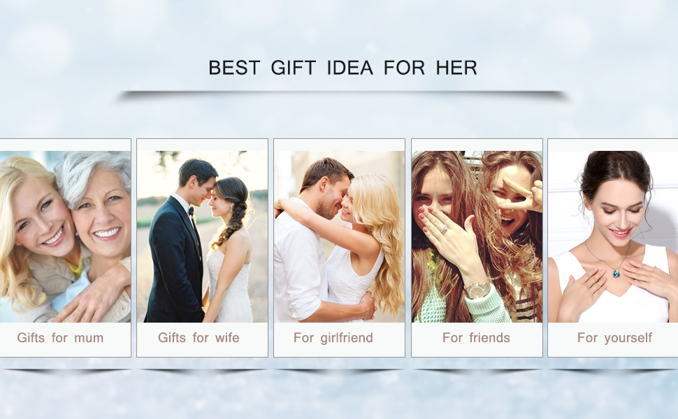 Best gift ideas for her-blue