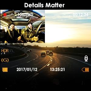 vantrue n2 dual dash cam manual