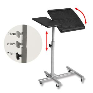 Features Of Bedside Sofa Adjustable Laptop Desk Table: