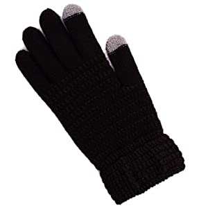 Wool Windproof Gloves Cold Proof Thermal Mittens