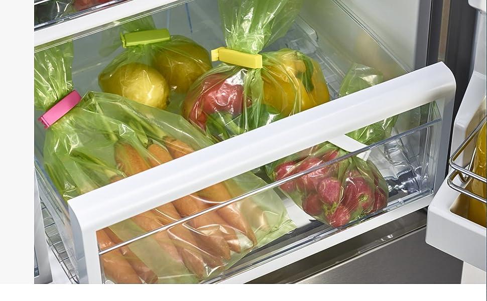 Keep Fruit and Veg Fresh for Longer