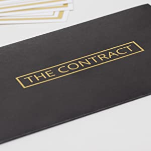 Contract Card Box Of Favours