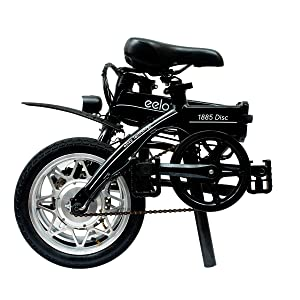 eelo 1885 disc electric folding bike
