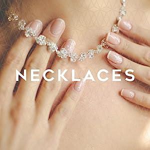 Philip Jones, gioielli, Swarovski, cristallo, gioielli Philip Jones, collane
