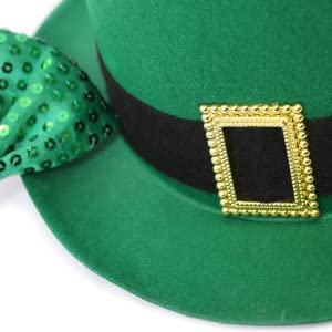 Adults Leprechaun Fancy Dress Costume St Patricks Day Fancy
