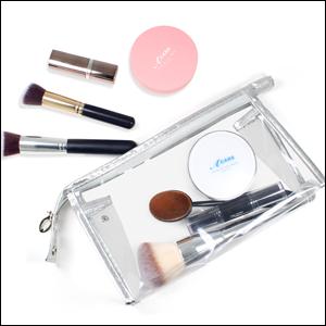 Transparent Waterproof Cosmetic Bag