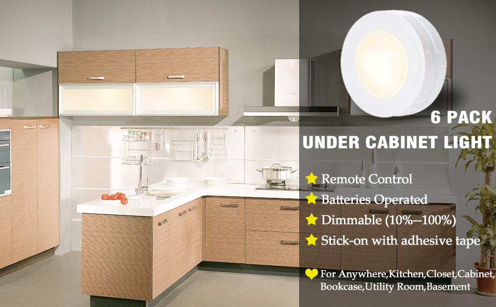 Under Cabinet Kitchen Lights Salking Led Under Cabinet Lighting