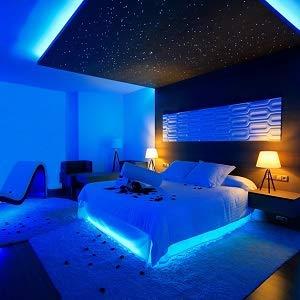 Rxment 5m Led Strips Lights Led Lights Blue Led Strip