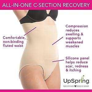 Apprehensive Deluxe Medical Grade Post Natal Belt Postpartum Brace Pregnancy C-section Girdle Maternity Clothing