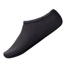 Kids,Womens and Mens Classic Barefoot Water Sports Skin Shoes Aqua Socks for Beach Swim Surf