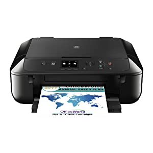 OfficeWorld Replacement for Canon PGI-570 CLI-571 Ink ...