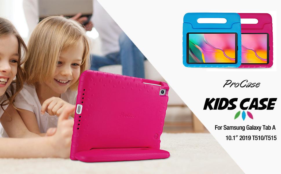Procase Kinder Hülle Mit Kickstand Für Samsung Galaxy Elektronik